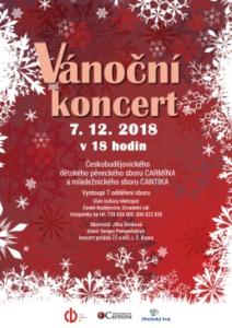 Vánoční koncert Carmíny
